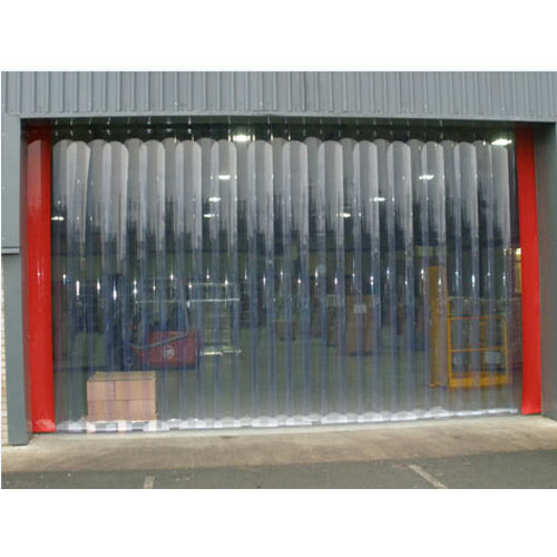 HIMSTRIP ALL COLOR Industrial Curtain, Rs 90 /square feet, JMT ...