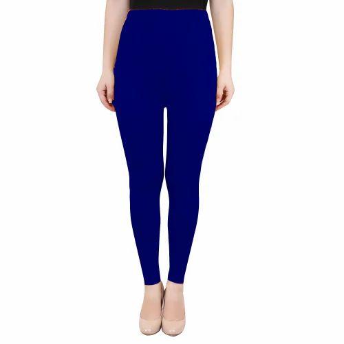 74468efa6ac08 Women Plain Leggings and Designer Leggings Wholesale Trader | Nisu ...