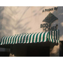 Green, White Outdoor Waterproof Canopy