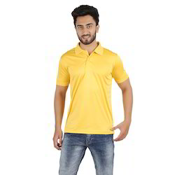 Dry Fit Collar T Shirt