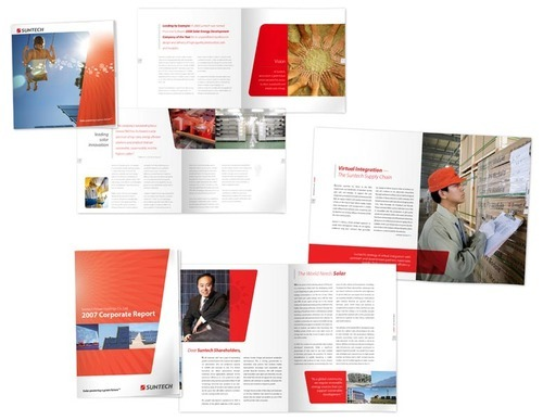 Brochure Printing Services - Promotional Brochures Printing