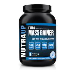 Mass Gainer with Colostrum