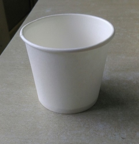 Unprinted Paper Cups