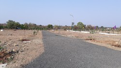 Residential New Chandrapur Road Nit Sanction Plot, Size/ Area: 1000