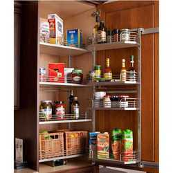 Modular Kitchen Pantry Unit