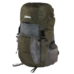 Bleu Light Weight Foldable Rucksack Bag - Mehandi Green