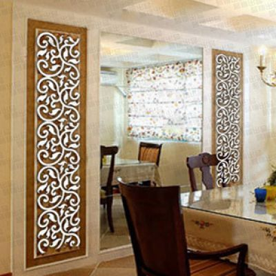 Interior Acrylic Grill Signs Services - Acrylic Grill Cutting Services  Service Provider from Mumbai