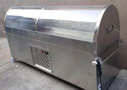 Hospital Dead Body Freezer Box
