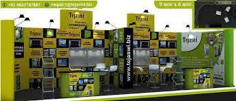 Insta Portable Exhibition Kit : Portable exhibition kit solution insta group gurgaon id