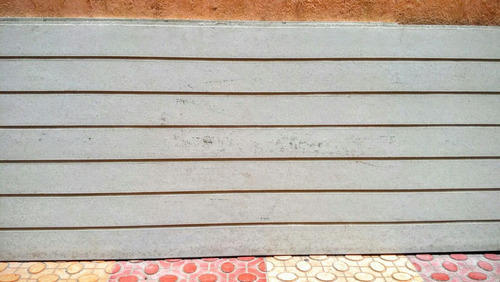 Exterior Wall Siding Fiber Cement Groove Boards