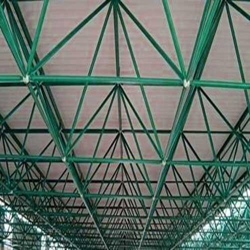Building And Construction Materials Steel Roof Trusses