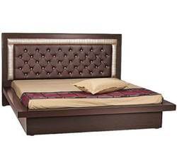 Wenge Dark Coffee Double Bed