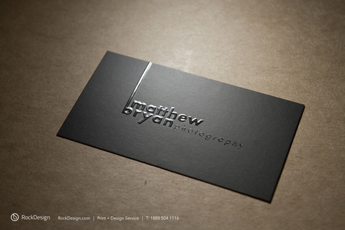 Business Card Printing Services Gloss Lamination Business Card