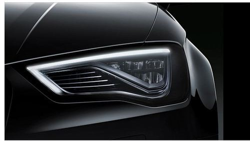 Xenon Plus Headlamps With Led Drl S Audi Lucknow Lucknow Id