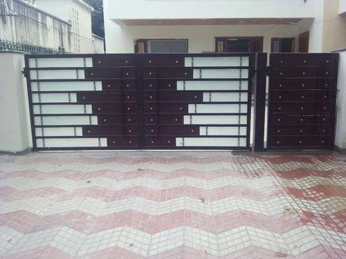 Designer Gate Black Designer Gate Manufacturer From Chandigarh