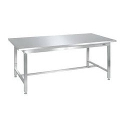 Stainless Steel Dining Table NG 009