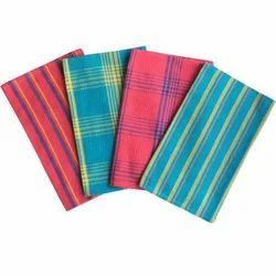 Cotton Check Printed Kitchen Towel