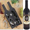 Wine Tool Set in Bottle Shape