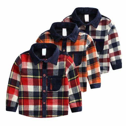 b9beb5cad37 Boys Kids Shirts at Rs 280  piece(s)