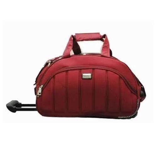 ceda0ab4cf Trolley Duffle Bag at Rs 999  piece