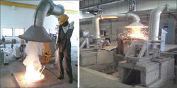 Exhaust Systems for Brazing Fumes