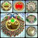 Rakhi/Dewali/ pooja thali 3