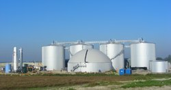Automatic Industrial Bio Gas Plants
