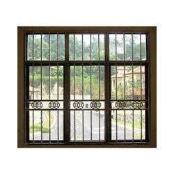 Ms Grill Window At Rs 120 Square Feets Mild Steel Window Id