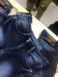 Blur Black And Some More Denims & Trousers Mens Wear Dealer