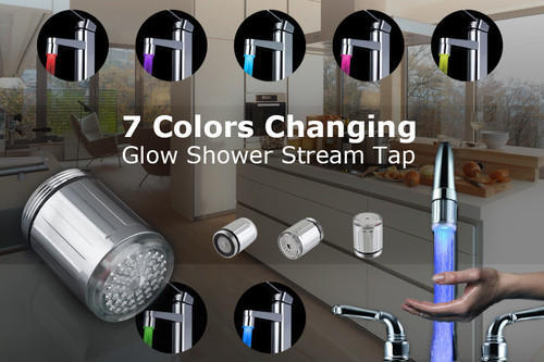 Led Tap Faucet Light Water Glow Shower at Rs 199 | Faucets | ID ...