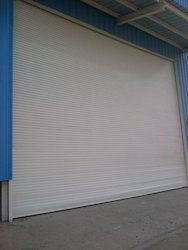 Electric Rolling Shutter