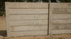 RCC Readymade Concrete Compound Wall