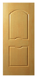 2 Panel Horizon Texture Moulded Doors