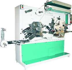 GRF 150 Rotary Label Printing Machine