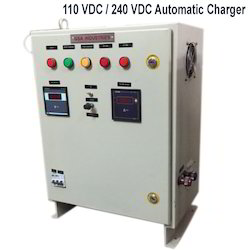 110 VDC / 240 VDC Automatic Battery Charger