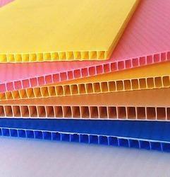 Blue PP Sunpack Sheet, Thickness: 2mm - 12mm
