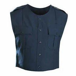 Hotel Staff Sleeveless Jacket