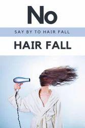 Men & Women No Hair Fall
