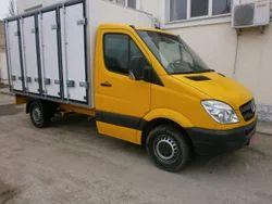 Insulated Cargo Van Body