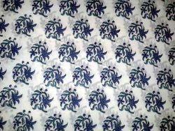 Hand Printed Dress Material