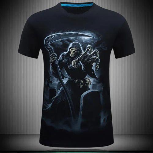 Men's Printed T-Shirt