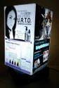 Acrylic Revolving Light Box