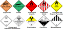 Nine Classes of Dangerous Goods Cargo Services