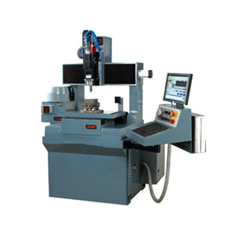 CNC Precision Milling and Engraving Machine
