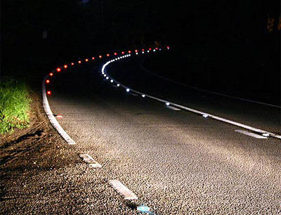 Cats Eyes Highway Road Marking Stud Metal Road Stud Road Stud Reflectors À¤° À¤¡ À¤¸ À¤Ÿà¤¡ V A Engg Infra Pune Id 12580423233