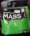 On Serious Mass, 12lb