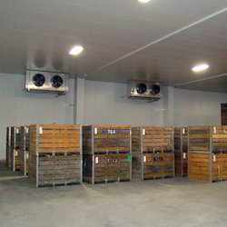 Refrigerated Warehouse - Cold Storage Refrigerated Warehouse