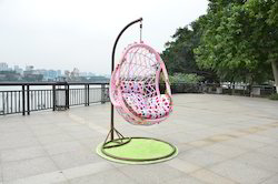 Cute Style Outdoor Wicker Hanging Chair