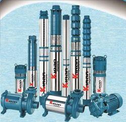 SS Kiran Pump Sets