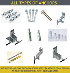All type of Anchors